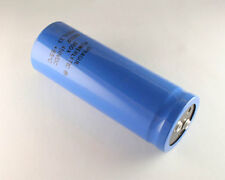 2 X Mallory Cgs422U040R3C 4200uF 40V Large Can Electrolytic Capacitor