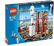 LEGO 3368 City Space Centre Rocket - Retired Set (2011) New In Sealed Box