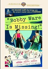 BOBBY WARE IS MISSING - (1955 Neville Brand) Region Free DVD - Sealed