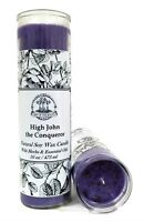 High John the Conqueror 7 Day Spell Candle Luck Money Power Wiccan Pagan Hoodoo