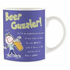 Beer Guzzler Fine China Mug