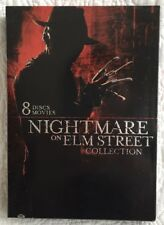 Nightmare on Elm Street Collection (8 DVD set, 2010)  w/Slipcover  Horror
