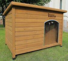 Insulated Extra/large Dog Kennel House With Removable Floor Easy Clean2 Extra Large