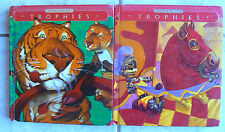 Harcourt Trophies Reading, gr.2/2nd 2003---2 HC readers, complete year set
