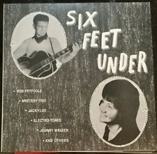 V/A SIX FEET UNDER LP Bob Fryfogle Mystery Trio Johnny Waleen Fortune Jacky Lee