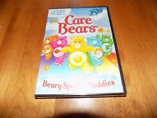 CARE BEARS BEARY SPECIAL BUDDIES 6 ADVENTURES Classic TV Show Series DVD NEW