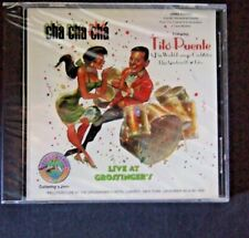CHA CHA CHA LIVE AT GROSSINGER'S FEATURING TITO PUENTE CD