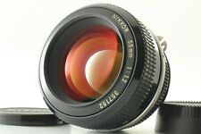 【 NEAR MINT 】 Nikon Ai-Converted New NIKKOR 55mm f/1.2 MF Lens From JAPAN  #865