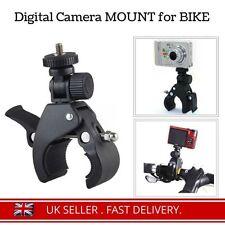 Montaje Manillar Bicicleta Soporte Moto Bicicleta 4 Cámaras Digitales Canon Nikon Sony