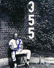 Ron Santo RARE 1969 Chicago Cubs HOF 2012 Auto Signed 8x10 Photo ~ BAS Beckett
