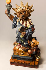 Boyds Bears: Ms. Libearty. Wants You Too! - Style 01998-21 - Special F.O.B