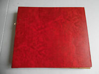 "Vaughn Monroe RCA Victor 78rpm 10"" Record Album 7 Records Red Roses Lady 198-4M"