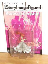 Yamato Story Image Figure Rurouni Kenshin Series 1 Kenshin MOSC MOC New Sealed