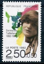 STAMP / TIMBRE FRANCE NEUF N° 2752 ** CELEBRITE / GERMAINE TAILLEFERRE