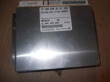 MERCEDES E CLASS W210 E320 CDI,r129 SL ESP+PML+BAS CONTROL UNIT  0295452332