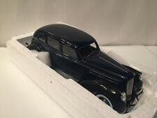 1/18 1937 Lincoln V12Model K Limousine Dark blue BOS Models BOS317