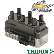 TRIDON IGNITION COIL FOR Volkswagen Golf III 03/94-12/98,V6,2.8L AAA