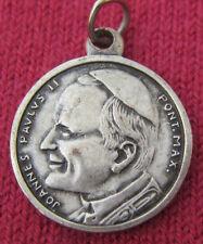 Vintage Catholic Religious Medal - ANNO SANTO ROME 1983 - Paul II