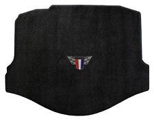 NEW 2011-2015 Chevy Camaro Rear deck trunk mat black carpet Red White Blue Logo