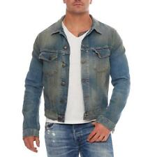 Cappotti e giacche da uomo blu marca JACK & JONES l