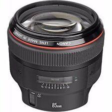 Canon EF AF and MF Camera Lens