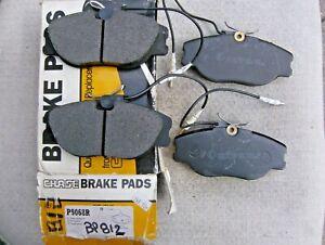PEUGEOT 806 BRAKE PADS
