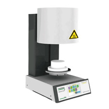 1200 Automatic Lab Ceramic Furnace Vacuum Porcelain Oven Dental Equipment 220v