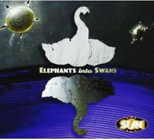 The Sun Sawed in 1/2 - Elephants Into Swans [New CD]