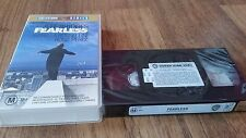 FEARLESS - JEFF BRIDGES, ISABELLA ROSSELLINI - SEALED  VIDEO  VHS