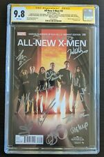 AGENTS of SHIELD Complete Cast Signed 12x CGC SS 9.8 All New X-Men #19 TV SDCC