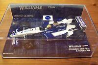 1/43 WILLIAMS 2002 BMW FW24 RALF SCHUMACHER