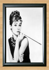 Audrey Hepburn Vintage Art Wall Home Decor Photo Poster Picture Print A4 297x210