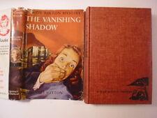 Judy Bolton #1, The Vanishing Shadow, Margaret Sutton, DJ