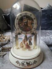 Bradford exchange cat dome clock