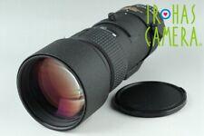 Nikon AF Nikkor 300mm F/4 ED Lens #24235 F6