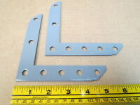 100 New Shelving Corner Joint Right Angle Support Brace Shelf Bracket Inca Penco