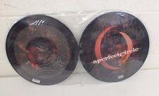 """A Perfect Circle Mer de Noms Limited Edition Picture Disc Double 12"""" 33RPM LP"""