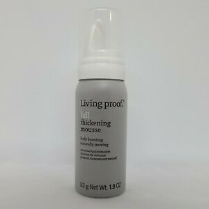 1 Living Proof Full Thickening Mousse - 1.9oz