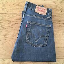 Prix Choc ! Jeans LEVIS Original 506 Bleu W29 L32 Très Bon État (coupe 501) N*1