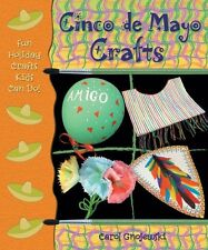 Cinco de Mayo Crafts (Fun Holiday Crafts Kids Can