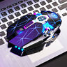 3200Dpi LED Laser USB Wired Gaming Mouse 7 Buttons Gamer Laptop Computer Mice UK