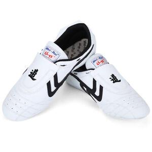 Scarpe unisex Taekwondo Boxe Kung fu TaiChi Training Kickboxing Sneaker Sport
