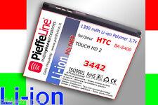 Batteria polim- Li-ion Capacità 1300 mAh (tipo ba-s400 ) per HTC WILDFIRE S G13