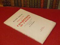 BLAISE PASCAL / DISCOURS DE LA CONDITION DE L'HOMME FAC-SIMILE DU MANUSCRIT 1947