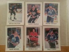 1987-88 OPC O-PEE-CHEE MINI COMPLETE 42 CARD NHL HOCKEY SET