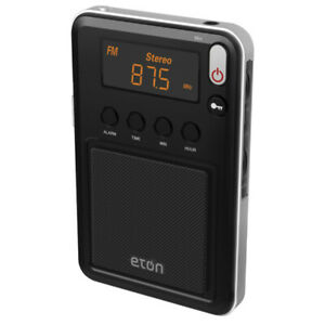Eton Mini Pckt Shortwave Radio