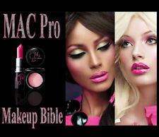 ☆ Mac Pro Makeup 'Bible' ☆ 1800+ Face Makeup Cosmetics Training Manual on Disc ☆