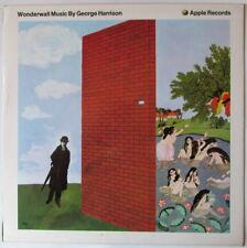 GEORGE HARRISON WONDERWALL MUSIC UK APPLE 1968 WITH INSERT GREAT COPY!! beatles