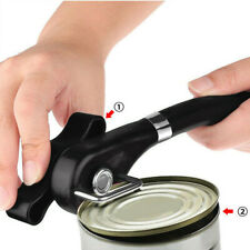 Safe Barware Multifunction Stainless Steel Safety Side Cut Manual Can Tin Opener