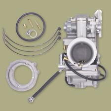 Carburetor fit for Mikuni HSR TM42-6 42mm Harley Evo Evolution Twin Cam Carb Set
